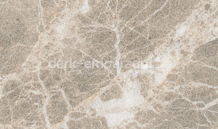 Dark Emperador marble sandblasted